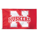 University of Nebraska Huskers Flag, DFLAG25992061