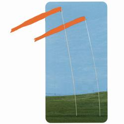 Orange Wind Dancer Flag, DFLAG28WINDO