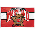 Maryland Terrapins Flag, DFLAG320201