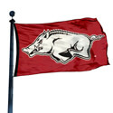 Arkansas Razorbacks Flag, DFLAG35ARK