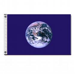 Earth Flag, DFLAG35EARTH