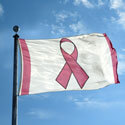 Pink Ribbon Flag