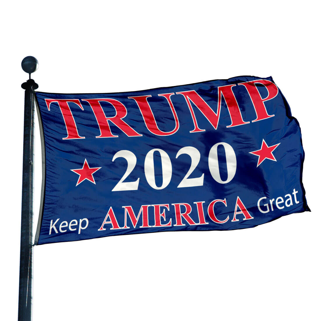 Trump 2020 Keep America Great Flag Flagandbanner Com
