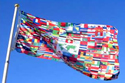World Flag, DFLAG35WORLD