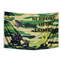 Support Camo Flag, DFLAG621C