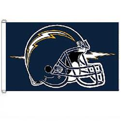 San Diego Chargers Flag, DFLAG66866411