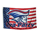 Tea Party Flag, DFLAG674C