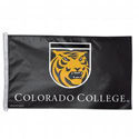 Colorado College Tigers Flag, DFLAG68334091