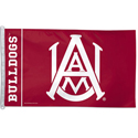 Alabama A&M Bulldogs Flag, DFLAG68349091