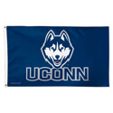 Connecticut Huskies Flag, DFLAG68364091