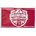Alabama Crimson Tide Back to Back National Champions, DFLAG69208012