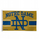 Notre Dame Fightin' Irish Flag, DFLAG75271091