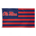 Mississippi Rebels Stars and Stripes Flag, DFLAG75577091