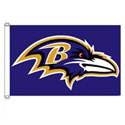 Baltimore Ravens Flag, DFLAG86330011
