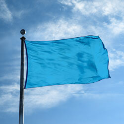 Color Flag: Bluebird, FBPP0000010052