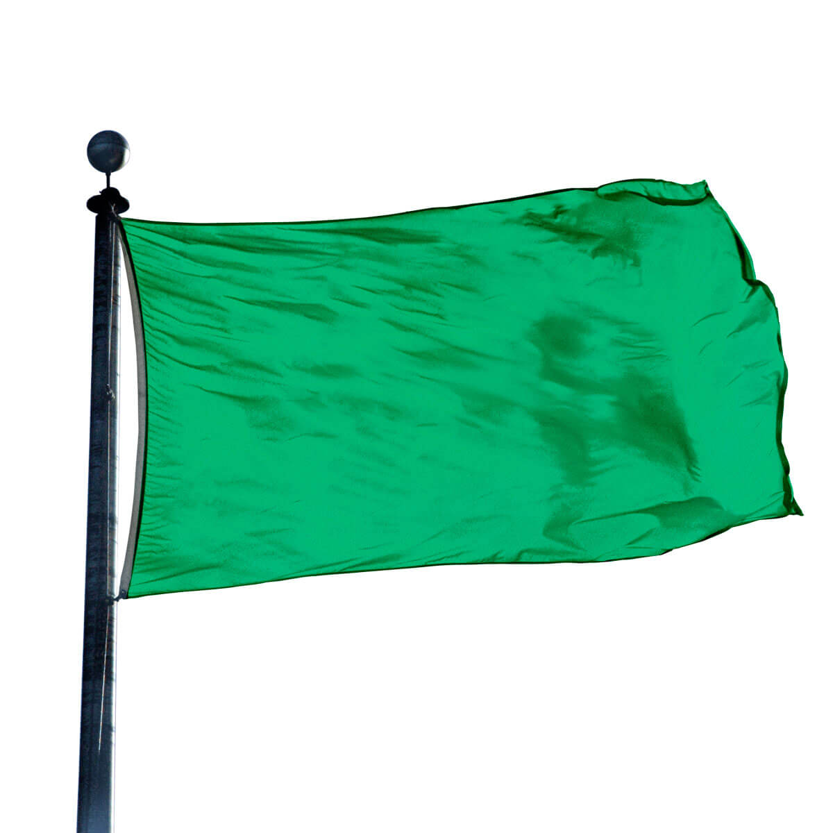 Irish Green Color Flag 3 Ft X 5