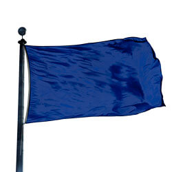 Purple Color Flag, DFLAGNY23PP