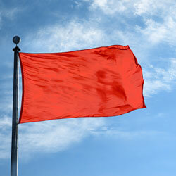 Color Flag: Warm Red, FBPP0000010126