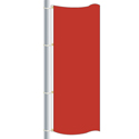 Nylon Flame Drape Flag