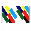 Speed Blocks Flag, DFLAGPCD035R