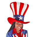 Giant Uncle Sam Hat, EA7523
