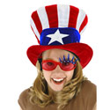 Funky Uncle Sam Hat, EA7711