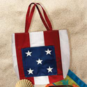 American Flag Bag, EDERBAG