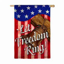 Let Freedom Ring Banner