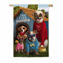 Dogs are Cool Banner, EE13S3324