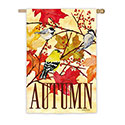 Fall Feast House Banner, EE13S3482