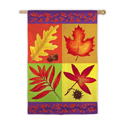 Fall Leaves Banner, EE141782G