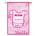 Pink, Hello My Name Is....Banner, EE141S946G