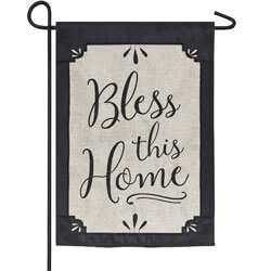 Bless this Home Garden Banner, EE14B8246G