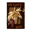 The Lord is Good Greeting Card and Garden Banner, EE14GC2551