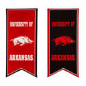 Arkansas Razorbacks Double Sided Extended Garden Flag, EE14LB911XLG