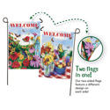 Butterfly House Garden Banner, EE14S2895FBG