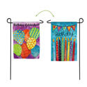 Birthday Celebration Two Sided Garden Banner, EE14S8977FBG