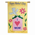 I Love Mom Banner, EE15788