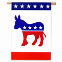 Democratic Party Banner