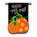 Happy Fall Y'all House Banner, EE158483