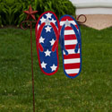 All American Flip Flop Banner