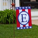 Monogram Patriotic Stars & Stripes Banners