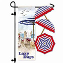Lazy Days Banner, EE16831