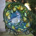 Partridge and Pear Tree Bird Bath, EE2GB178