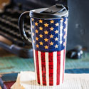 Liberty Ceramic Travel Coffee Cup, EE3CTC014