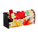 Fall Leaves Mailbox Cover