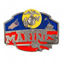 Marines Belt Buckle, EEIB0125