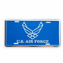 USAF Logo License Plate, EEILP0519