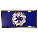 Emergency Medical Technician License Plate, EEILP0622