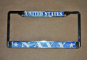 US Navy License Plate Frame, EEILP3990